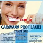 A VII-a Editie a Caravanei Profilaxiei , Iasi , 2015